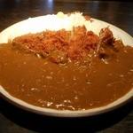 かつ膳 - カツカレー