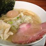 41249131 - 味玉鶏中華そば(塩)