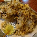田中屋 - 秩父産 舞茸の天ぷら