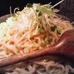 みつか坊主 - つけ用の麺