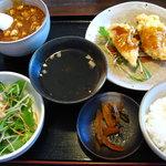 中国食房 凛 - 日替わりランチ(650円)