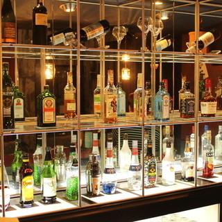 ◆豊富な種類のお酒◆