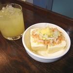 中村屋丸康酒店 - ゆずレモンと湯豆腐