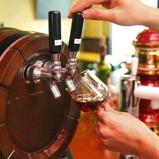 イタリア直輸入!『樽詰め生ワイン』フレッシュさが違います。