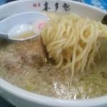 喜多郎 - 2015.08醤油煮卵らーめんこってりの麺!