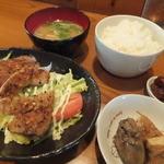 のむんち - 料理写真:豚ロース香草パン粉ソテー