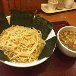めん 和正 - つけ麺 並  のりトッピング
