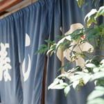 41254709 - 明石、桜町にある、風流な寿司屋さんです