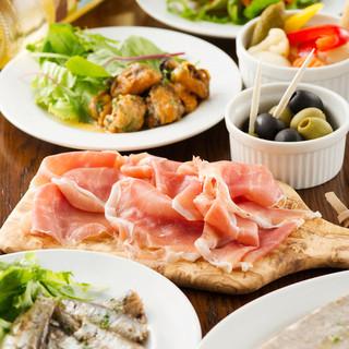 ◆使用する食材は愛知県など東海三県☆地産地消で安全なお食事♪