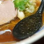 らーめん竹馬 - スープ