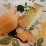 グリル 木の実 - デザート