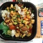 丼丸 - 料理写真:スーパーバラ丼
