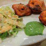 インドヤレストラン - チキンティカ