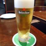 P.C.A. Pub Cardinal Akasaka - ハイネケン