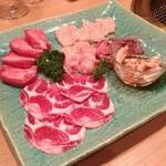 三百屋 お弐階 - 塩肉