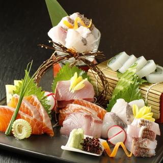 食材は新潟・富山・石川・福井から