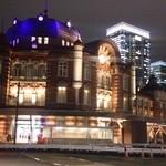 シュリンプ ガーデン - (2015/8/27)東京駅~♪