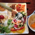 41268753 - 生野菜が美味しい!!