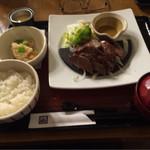 大戸屋 - 牛タン定食