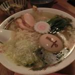 やきとり まさ吉 - 「鶏中華そば」780円