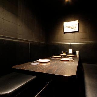 【ドア付完全個室】一日一組様限定のVIPルーム☆