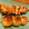 鮒元 - 料理写真:もも&つくねの焼鳥