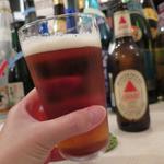 酒の宮里 - バスペールエール(300円)