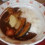 串屋 壱和 - チキンカレー 850円
