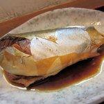めしや 大磯港 - 鯖煮付け(港御膳)