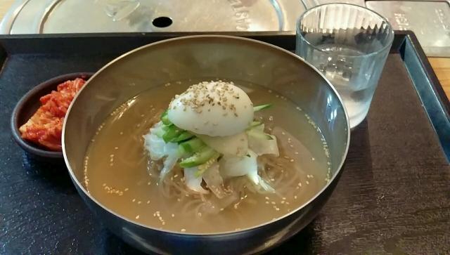 韓国料理ミョンドン