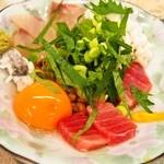 溝畑酒店 - 海鮮納豆