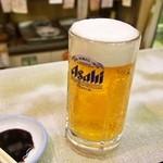 溝畑酒店 - 生ビール