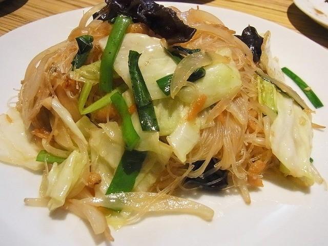 呉さんの台湾料理 - ビーフンUP