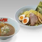 山岡家 - つけ麺夏祭り 第一弾「極濃和風 魚介とんこつつけ麺」