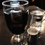 珈琲艇キャビン - アイスコーヒー