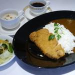 レストランアンド - カツカレーセット