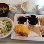 アルカンシェール - 朝食バイキング