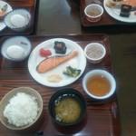 望岳荘 - 朝食