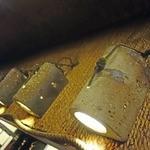 杉むら - タコ足の形の照明