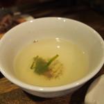 いくどん - スープ