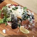 ビストロ ア ラ ドゥマンド - サラダランチ・新鮮な野菜に工夫が一杯