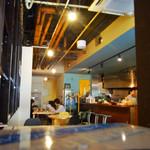コンコースカフェ - 店内