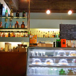 コンコースカフェ - お酒がいっぱい