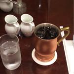 41285253 - 冷たく美味しいアイスコーヒー