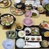 旅の宿 大須田 - 料理写真:こんな夕食見たことない!(2食付き10800円)