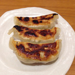 直久 - 焼き餃子3個