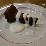 41288954 - チョコレートケーキ400円