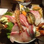 4129095 - おまかせ海鮮丼