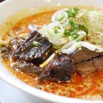 永吉 - 牛すじ担々麺