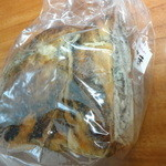 ユメアイワコウパンアンドカフェ - 料理写真:マーブル食パン ハーフ(ゴマ)